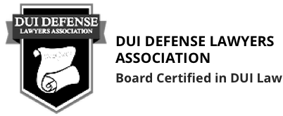 DUI Defense Lawyers Association Board Certified