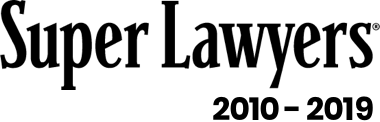 Super Lawyers 2010-2019
