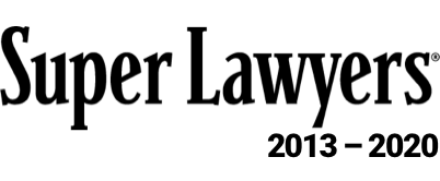 Super Lawyers 2013-2020