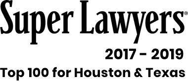 Super Lawyers Top 100 in Houston & Texas