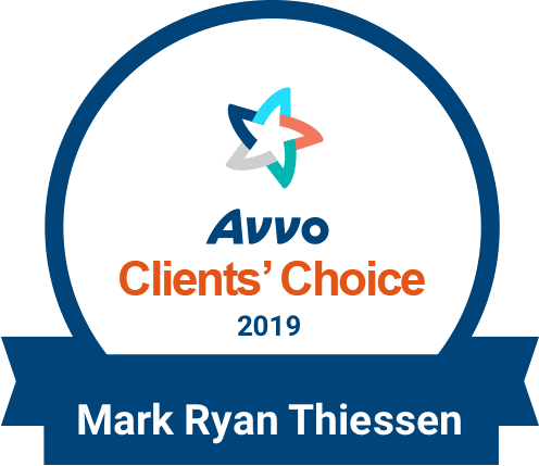 AVVO 2019 Client's Choice Award