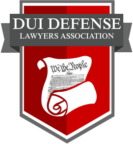 DUI Defense Lawyer Association Treasurer 2021-2022