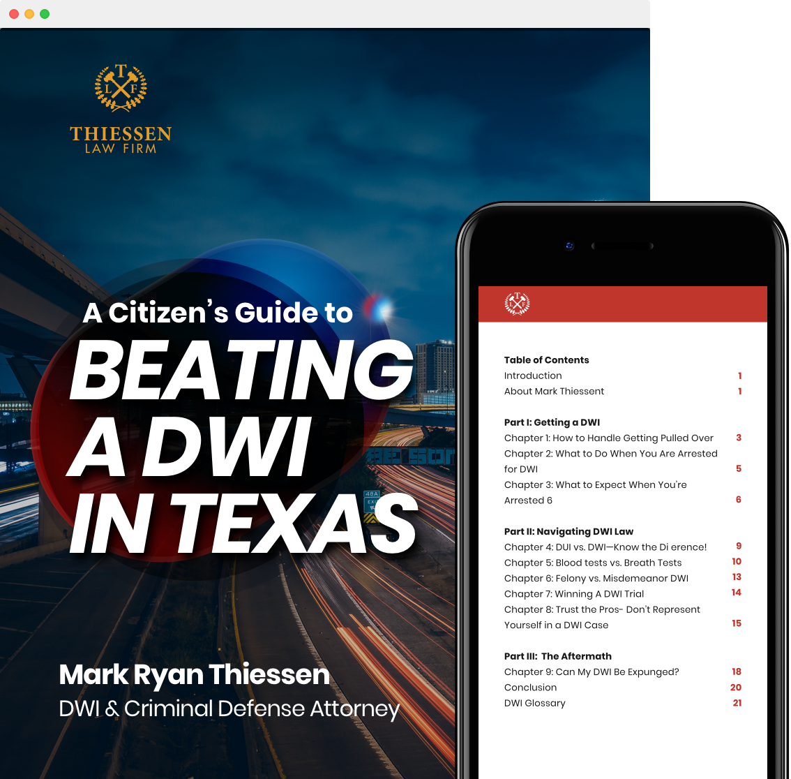 A Citizens Guide to beating a DWI in Texas