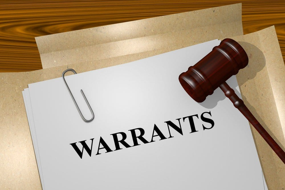 No Doubt Having A Warrant For Your Arrest Is Always The Worst Kind Of  Stress. Whether Itu0027s That You Missed A Court Date By Accident Or Forgot To  Pay A ...