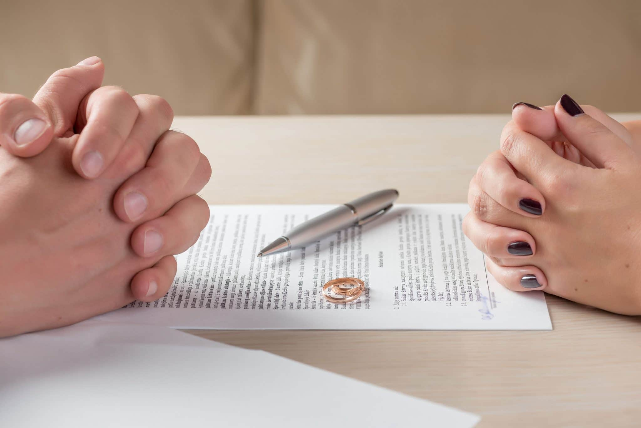what does a no fault divorce in texas mean thiessen law firm