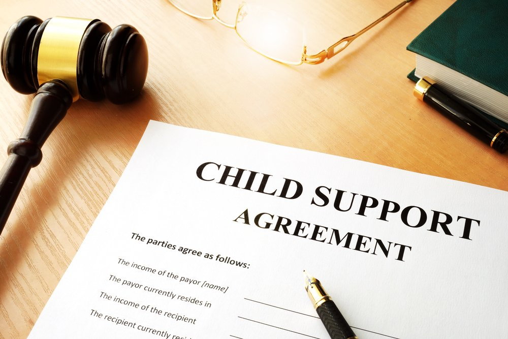 How to Stop Child Support Payments in Texas
