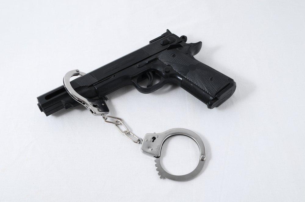 Texas vs  Federal Gun Laws for Felons | Thiessen Law Firm
